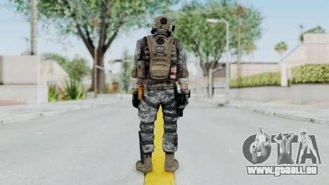 Battery Online Soldier 5 v2 für GTA San Andreas dritten Screenshot