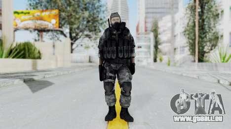 Battery Online Soldier 4 v3 pour GTA San Andreas deuxième écran
