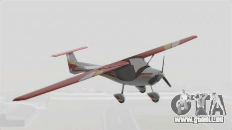Ultralight Allegro 2000 v3 für GTA San Andreas