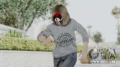 Lowriders Custom Classics DLC Female für GTA San Andreas