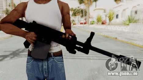 LSAT pour GTA San Andreas troisième écran