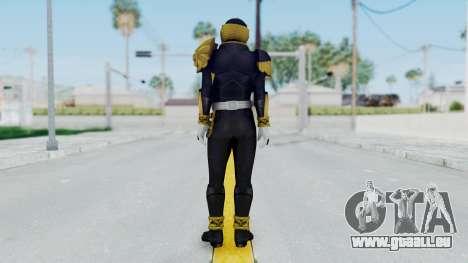 Kamen Rider Beast pour GTA San Andreas troisième écran