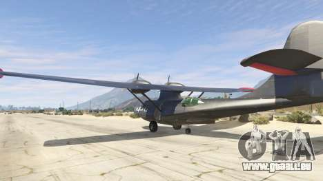 GTA 5 PBY 5 Catalina dritten Screenshot