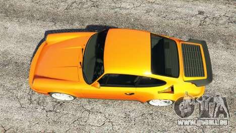 GTA 5 Ruf CTR v1.2 vue arrière