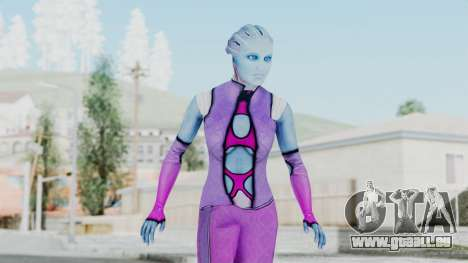 Mass Effect 1 Shaira Dress für GTA San Andreas