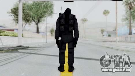 Hodeed SAS 9 pour GTA San Andreas troisième écran
