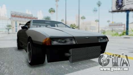 Elegy Rocket Bunny 1.0 pour GTA San Andreas