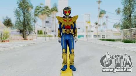 Kamen Rider Hyper Beast für GTA San Andreas zweiten Screenshot