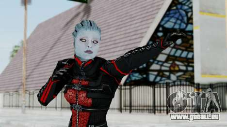 Mass Effect 2 Monrith Commando pour GTA San Andreas
