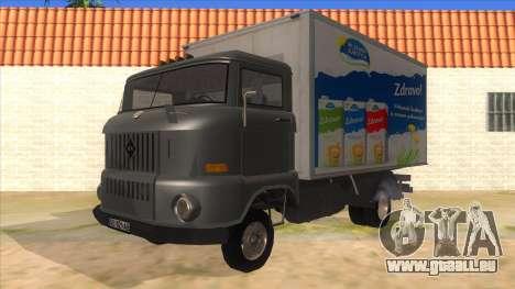 IFA W50 für GTA San Andreas