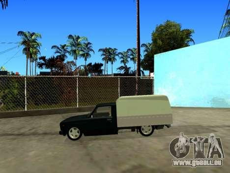 Vis 2345 für GTA San Andreas linke Ansicht