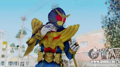 Kamen Rider Hyper Beast für GTA San Andreas