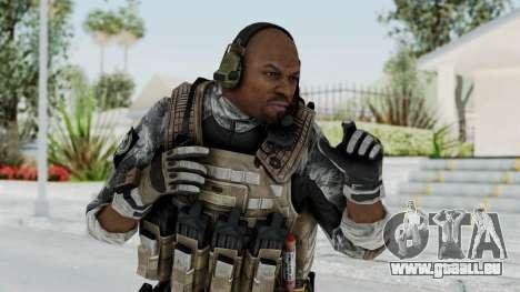 Battery Online Soldier 6 v2 für GTA San Andreas
