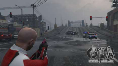 GTA 5 Bullet Knockback 1.4b vierten Screenshot
