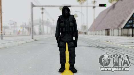 Hodeed SAS 9 pour GTA San Andreas deuxième écran