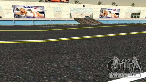 De nouvelles textures pour les Criminels de la R pour GTA San Andreas sixième écran