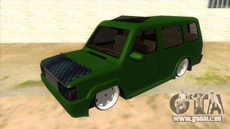 Toyota Kijang Grand Extra IKC pour GTA San Andreas