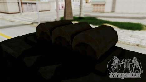 Boodhound Burrito - Manhunt 2 pour GTA San Andreas vue de droite