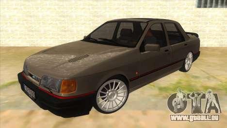 Ford Sierra Sapphire Cosworth pour GTA San Andreas