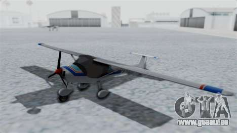 Ultralight Allegro 2000 v4 pour GTA San Andreas