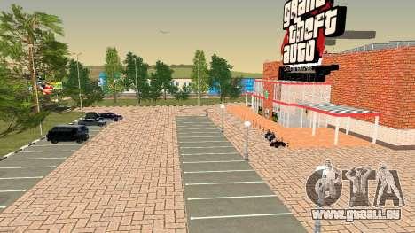 Neue Texturen für Kriminelle Russland für GTA San Andreas
