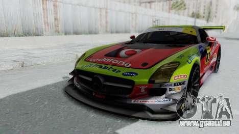 Mercedes-Benz SLS AMG GT3 PJ6 für GTA San Andreas