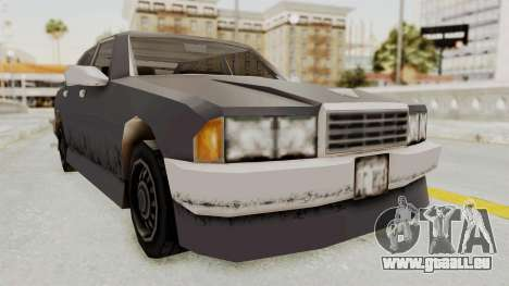 GTA 3 Mafia Sentinel pour GTA San Andreas