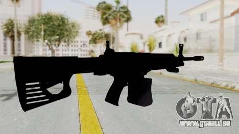 LSAT pour GTA San Andreas deuxième écran