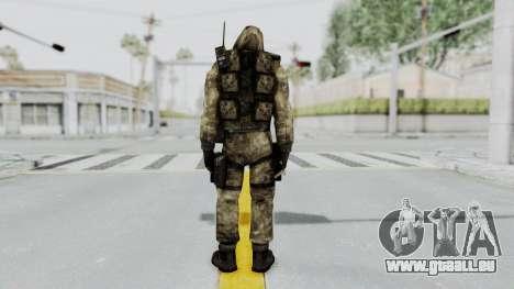 Hodeed SAS 6 pour GTA San Andreas troisième écran