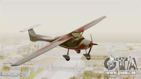Ultralight Allegro 2000 für GTA San Andreas