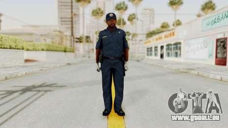GTA 5 Paramedic LS für GTA San Andreas zweiten Screenshot