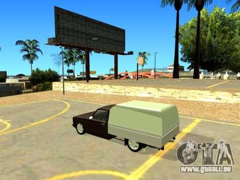Vis 2345 für GTA San Andreas zurück linke Ansicht