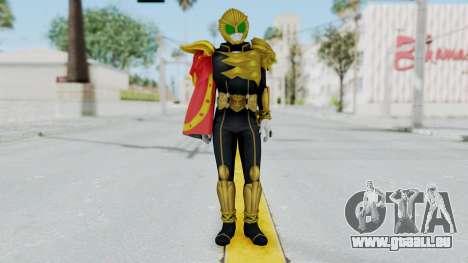 Kamen Rider Beast Buffa pour GTA San Andreas deuxième écran