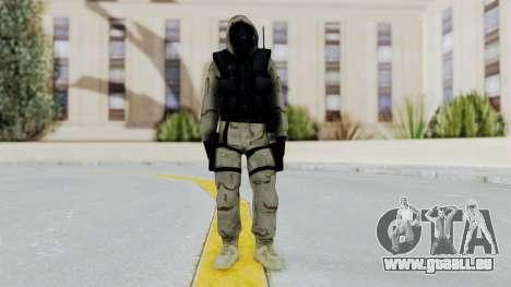 Hodeed SAS 2 pour GTA San Andreas deuxième écran