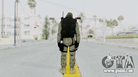 Hodeed SAS 2 für GTA San Andreas dritten Screenshot