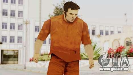 Claude Speed (Prision) from GTA 3 für GTA San Andreas