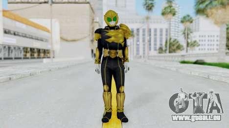Kamen Rider Beast pour GTA San Andreas deuxième écran