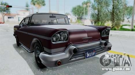 GTA 5 Declasse Tornado Bobbles and Plaques für GTA San Andreas