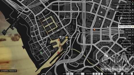 GTA 5 Yacht Deluxe 1.9 dritten Screenshot