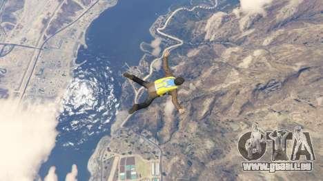 Nice Fly 2.5 für GTA 5