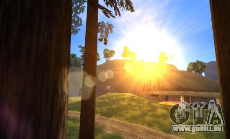 ENB - AOFX pour GTA San Andreas