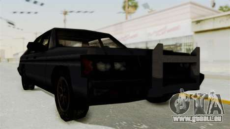Cruiser from Manhunt 2 pour GTA San Andreas
