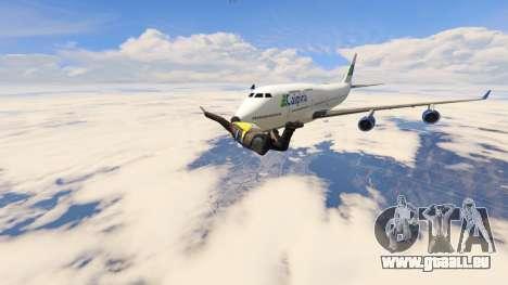 GTA 5 Nice Fly 2.5 sechster Screenshot
