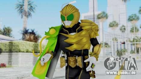 Kamen Rider Beast Chameleo für GTA San Andreas