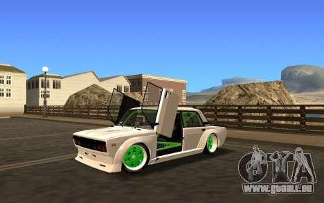 VAZ 2107 Race für GTA San Andreas