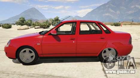Lada Priora v.2.3 für GTA 5