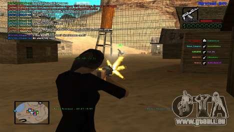 Damage Informer pour GTA San Andreas