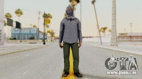 Middle East Insurgent v2 für GTA San Andreas zweiten Screenshot
