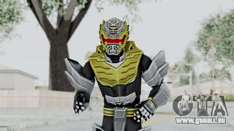 Power Rangers Megaforce - Knight pour GTA San Andreas