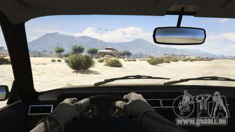 GTA 5 Lada 2107 Rückansicht